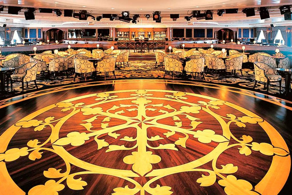 Camarote Cabaret Lounge - Pacific Princess