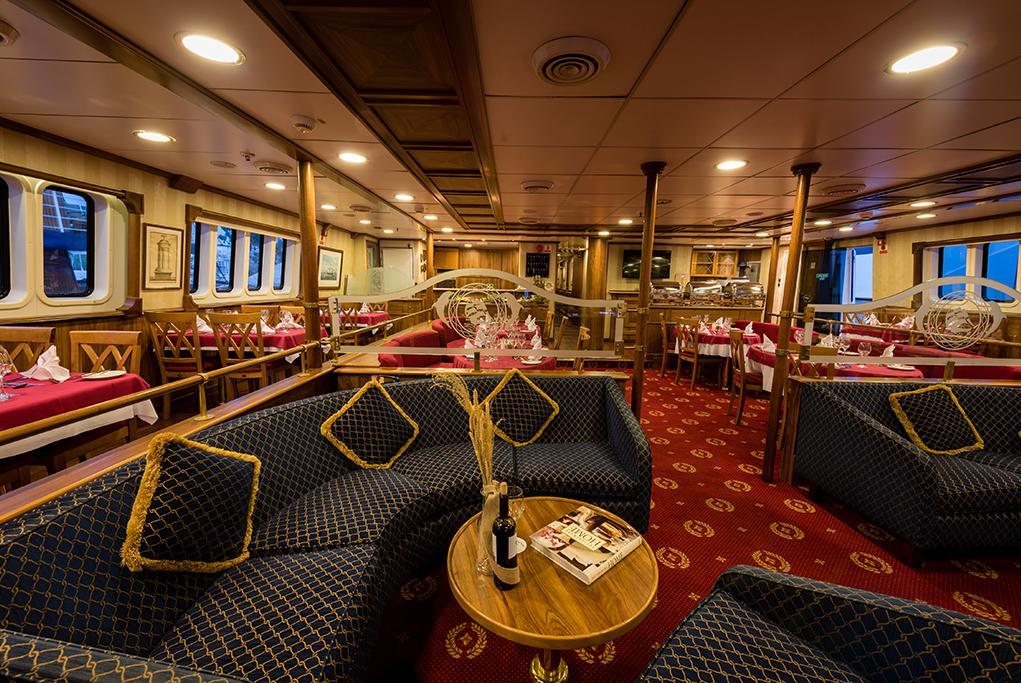 Camarote Salón lounge - Panorama