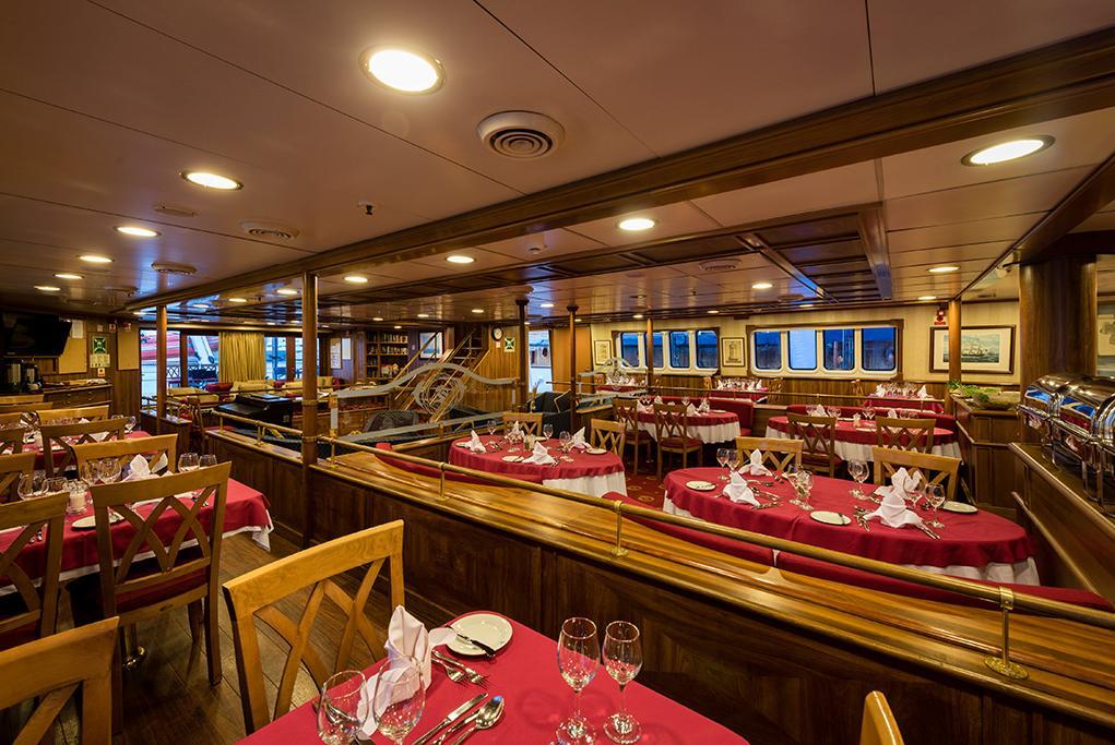 Camarote Restaurante interior - Panorama