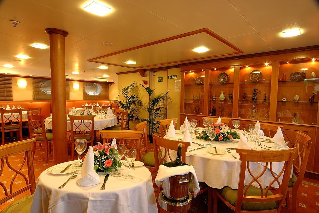Camarote Restaurante interior - Panorama II