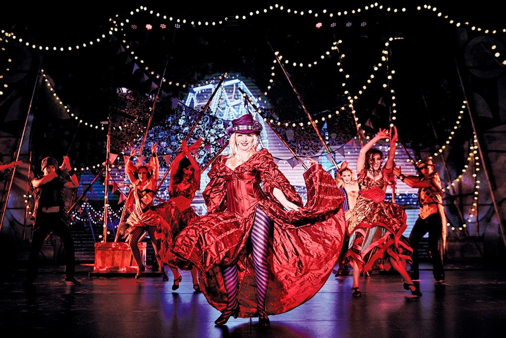 Espectáculos Musicales Enchanted Princess