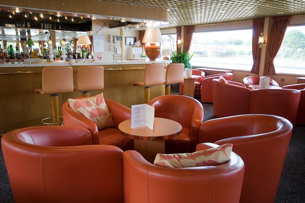 Camarote Bar interior - MS Princesse d´Aquitaine