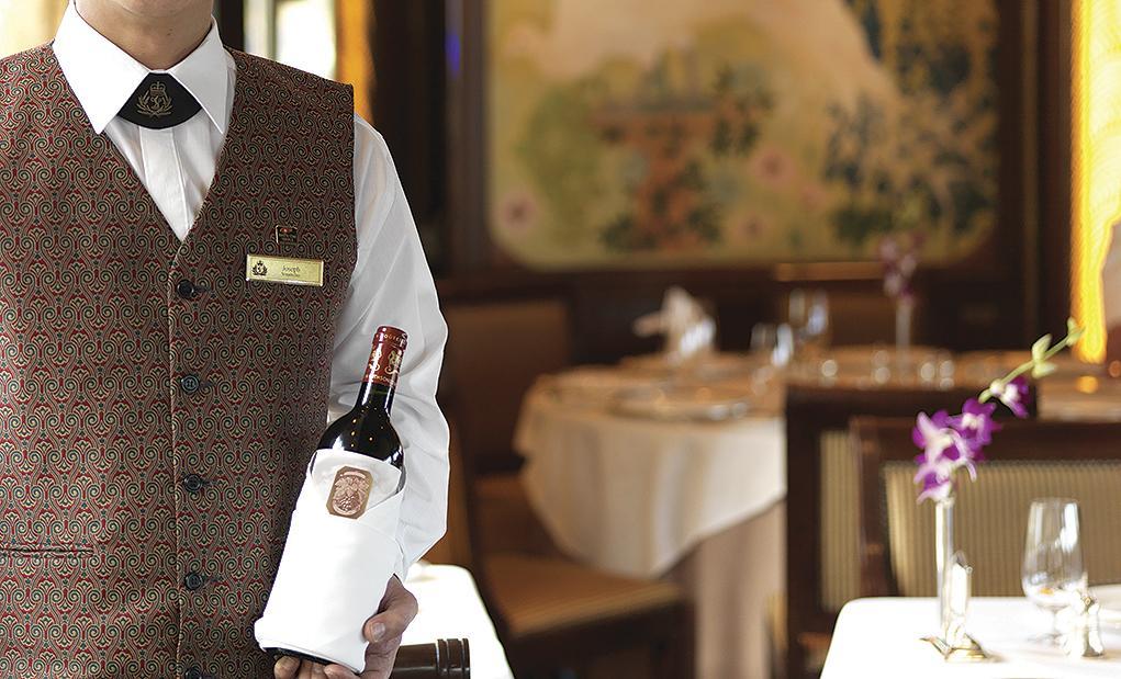 Camarote Bodega de vino - Queen Mary 2