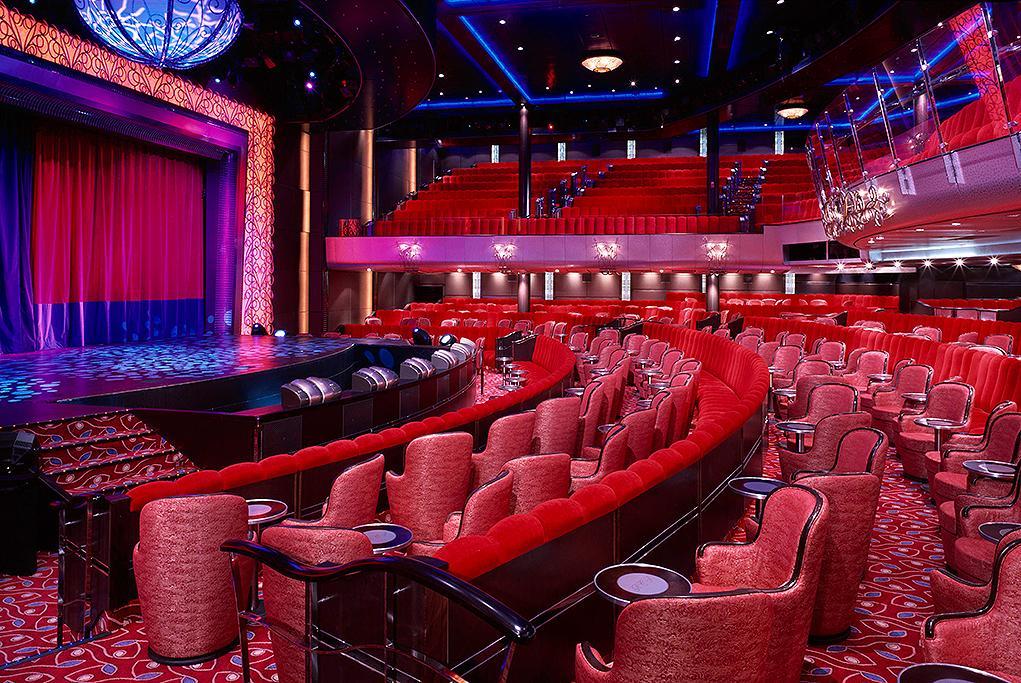 Teatro Queen Mary 2