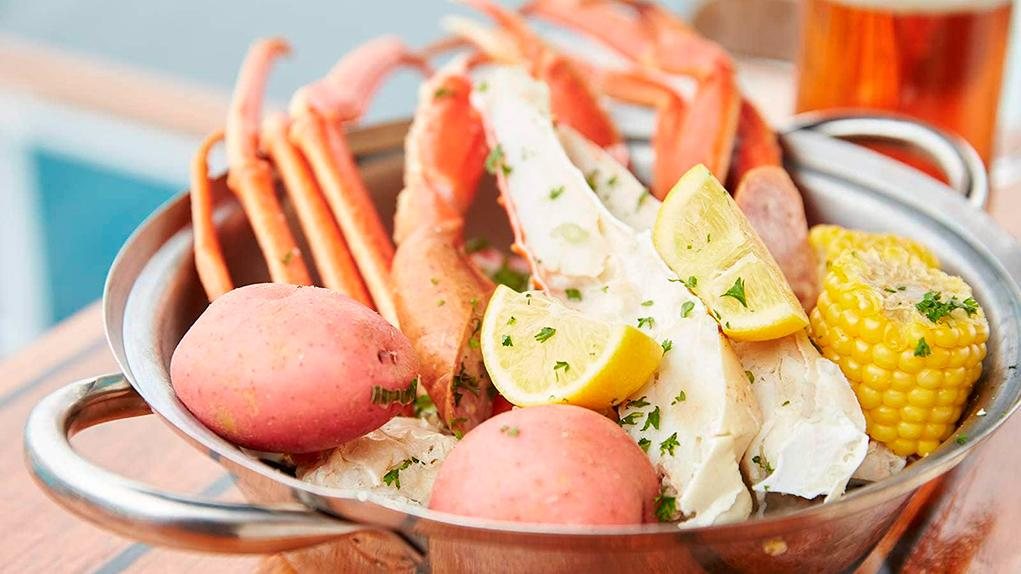 Crab-Shack Regal Princess