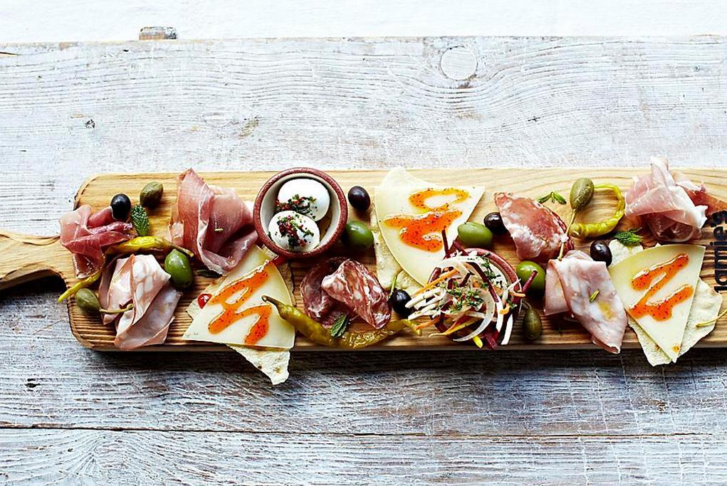 Restaurante Jamie's Italian Voyager of the seas