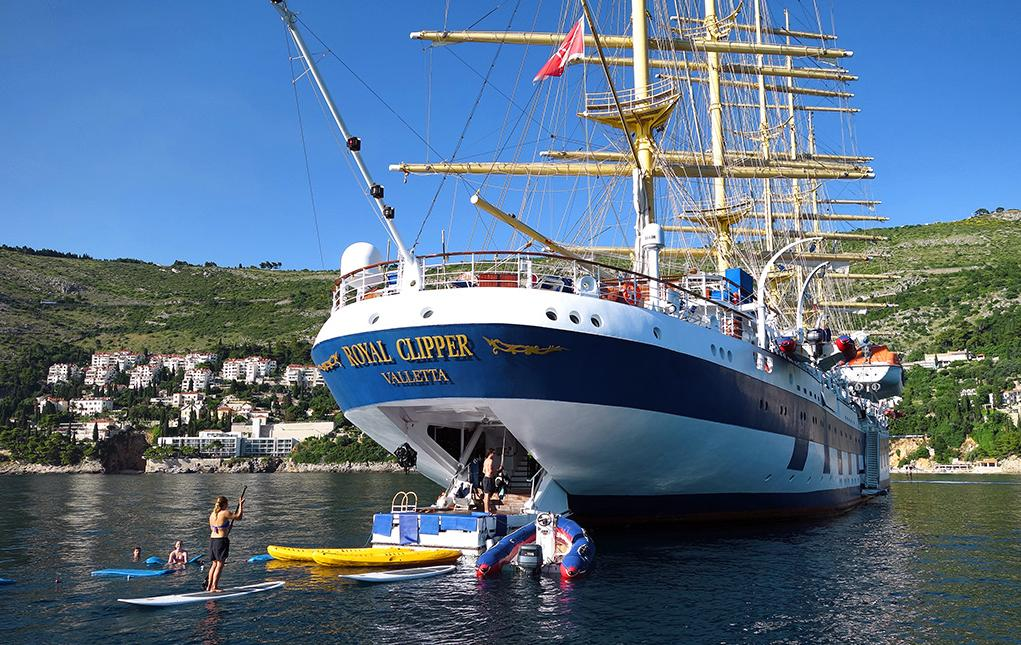 Marina-Deportiva Royal Clipper