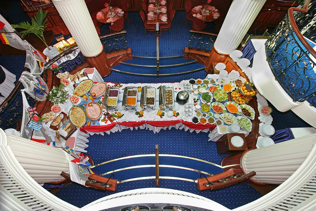 Restaurante-Principal Royal Clipper