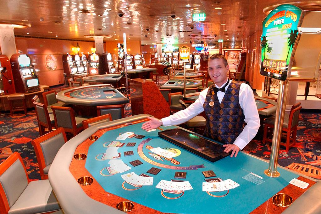 Casino Ruby Princess