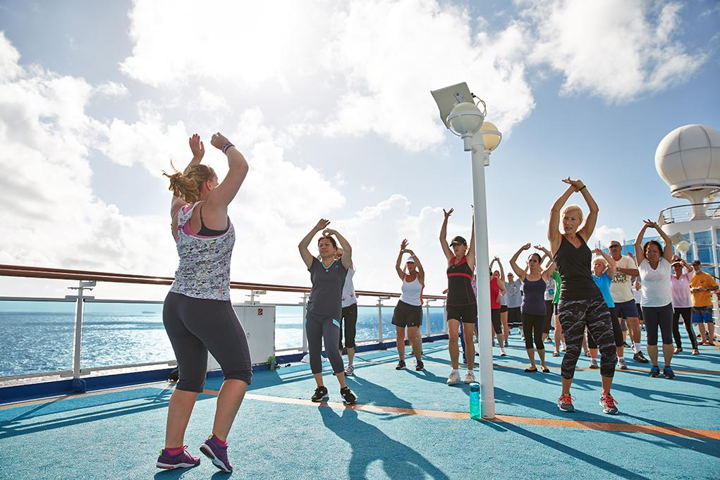 Fitness Ruby Princess
