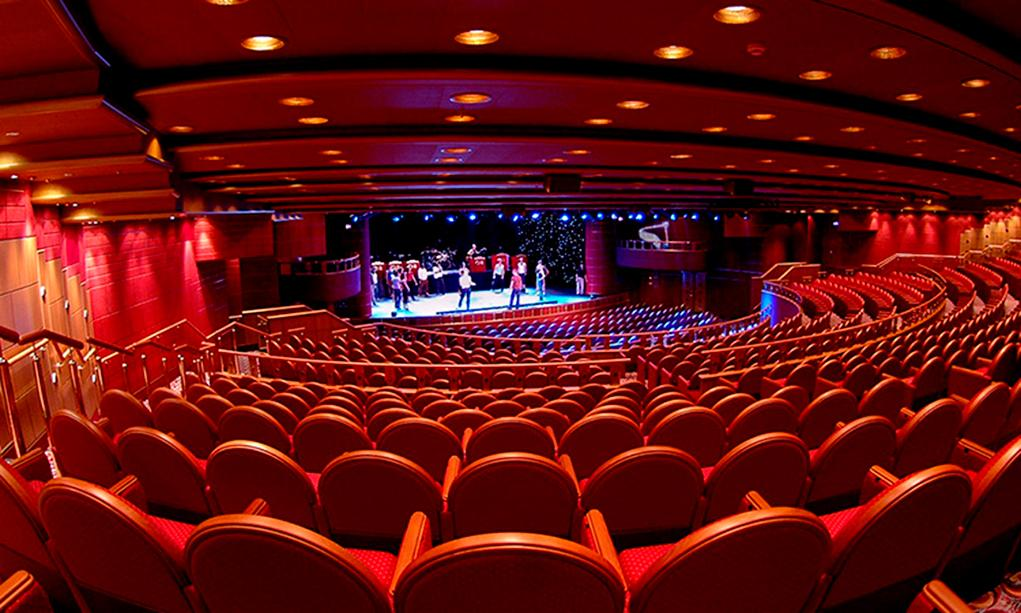 Theater Ruby Princess