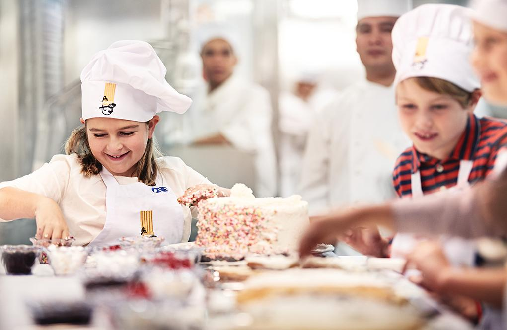 Junior Chefs Ruby Princess