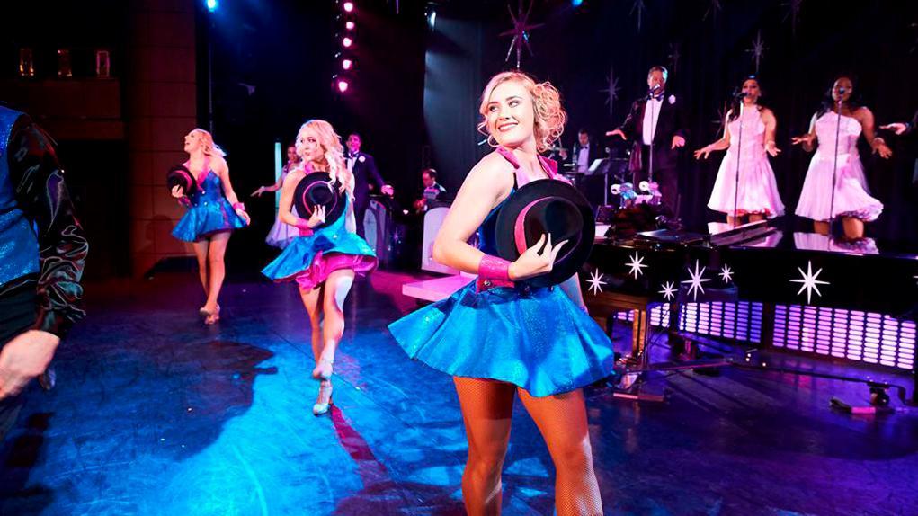 Musicales Sapphire Princess