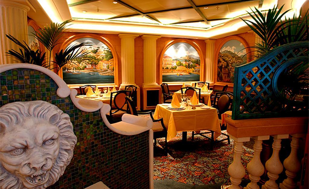 Restaurante-Sabatini_s Sapphire Princess