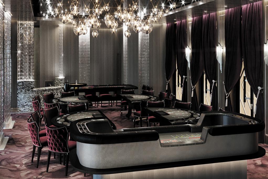 Camarote The Casino - Seven Seas Splendor