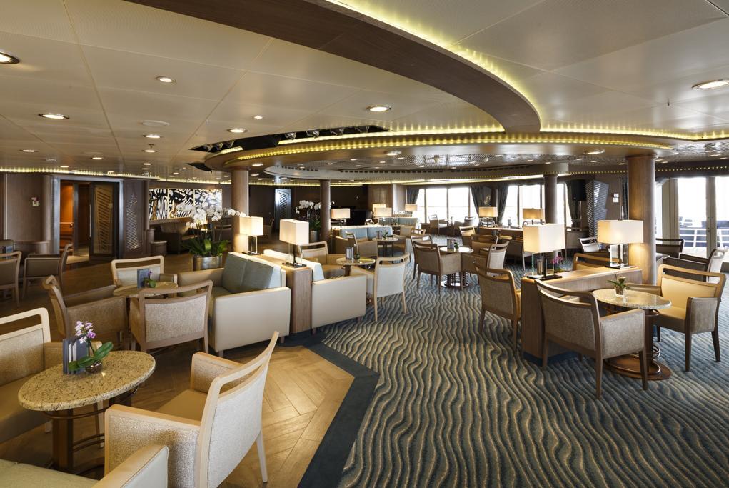 Panorama Lounge Silver Spirit