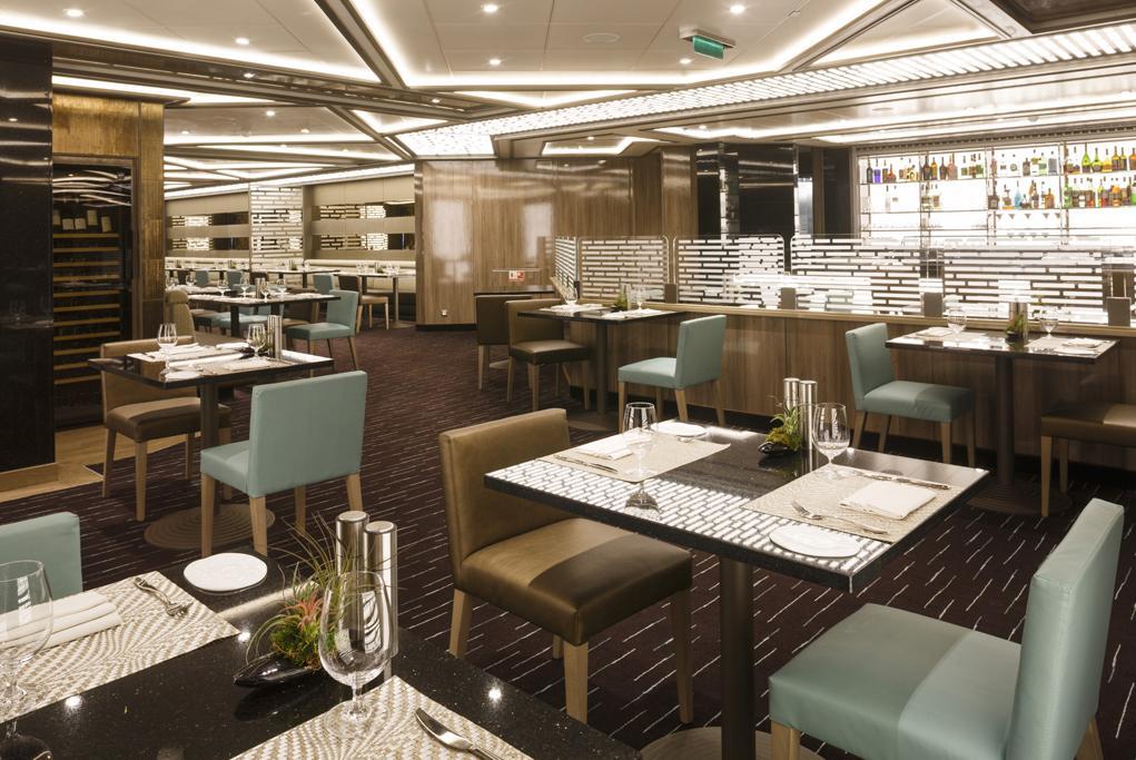Restaurante Indochine Silver Spirit