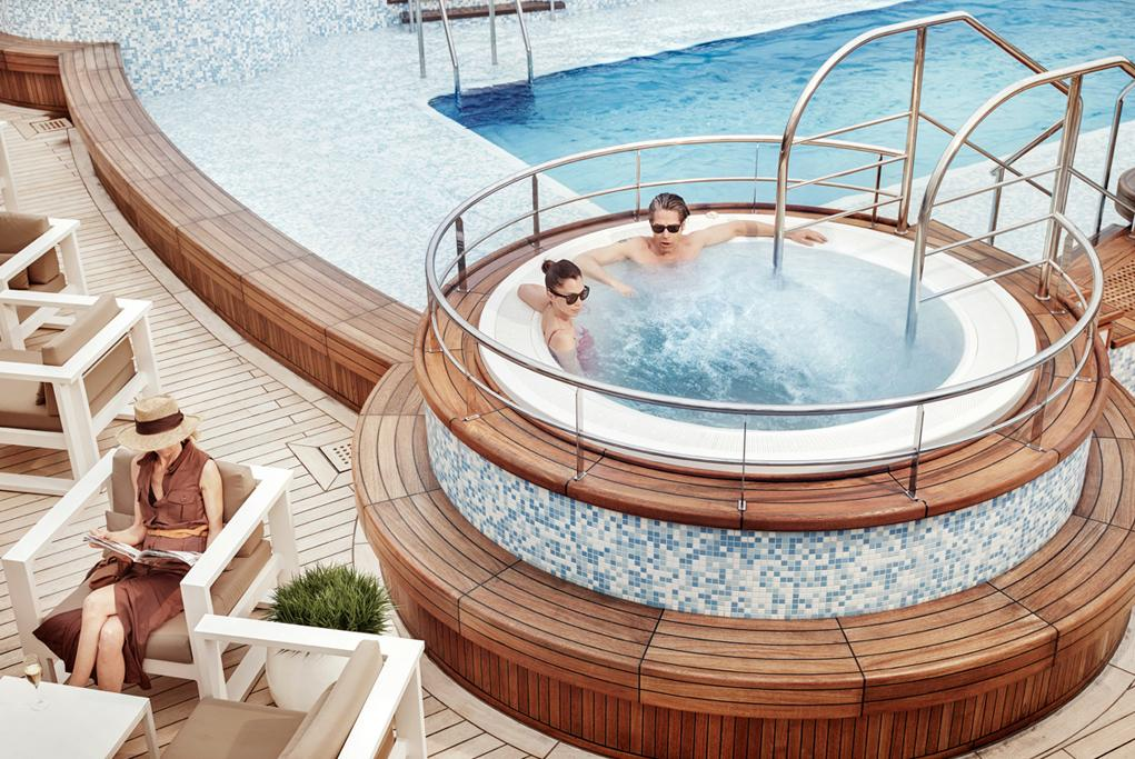 Jacuzzi Silver Moon