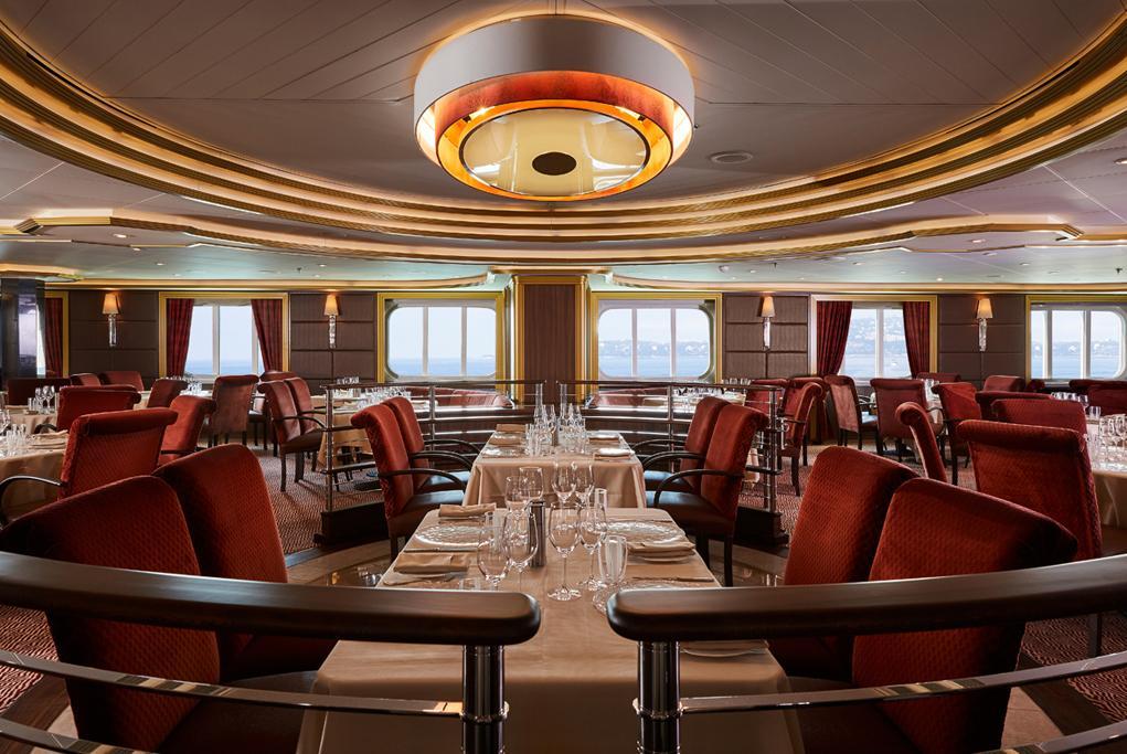 Restaurante Atlantide Silver Moon