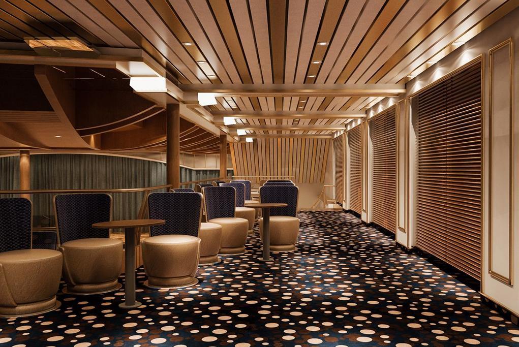 Camarote Venetian Lounge - Silver Moon