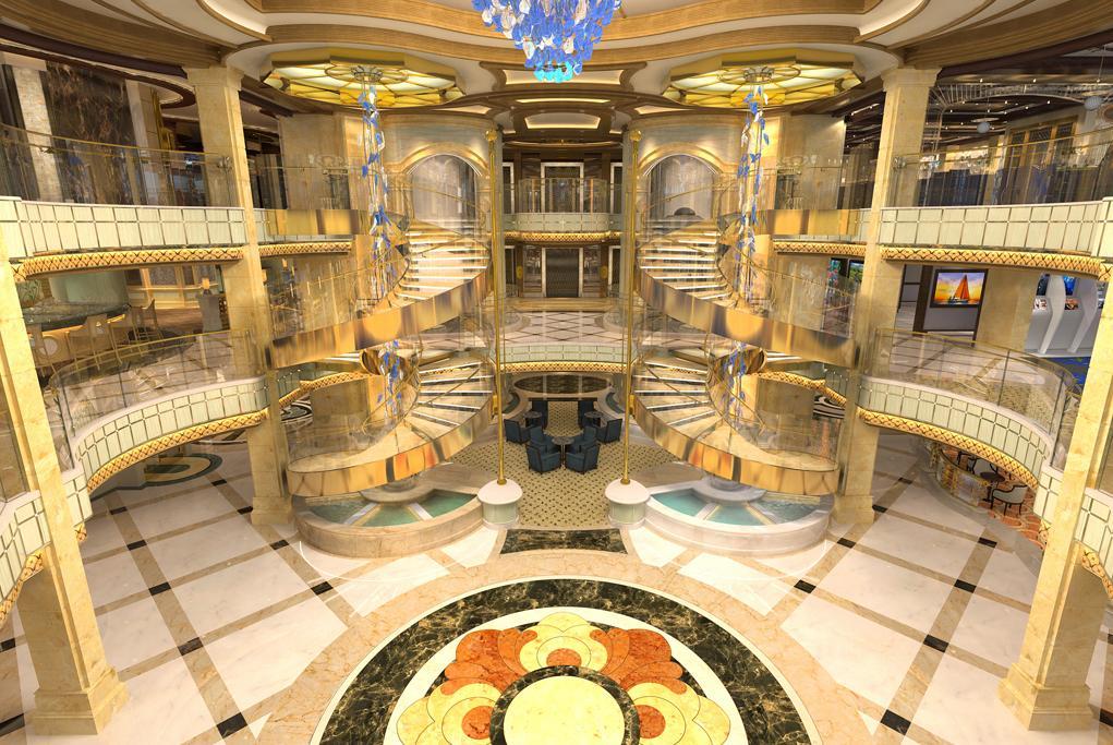 Atrium La Piazza