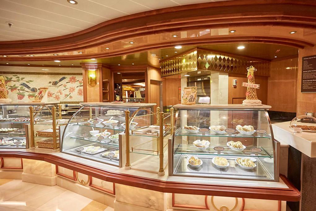 Camarote International Café 24h - Sky Princess