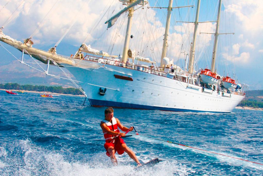 Camarote Deportes acuáticos - Star Clipper