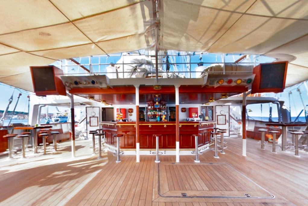 Camarote Tropical Bar - Star Clipper