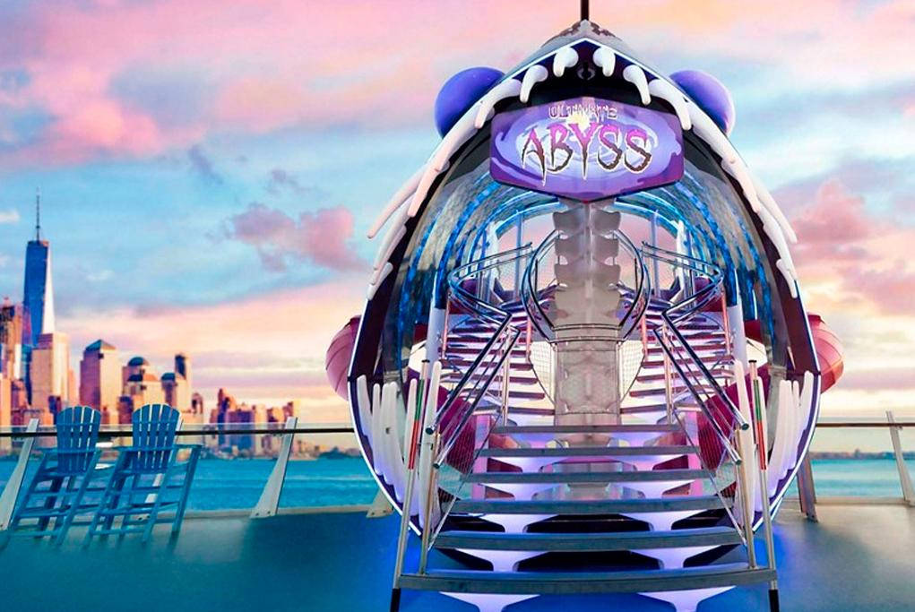 Ultimate Abyss Oasis of the seas