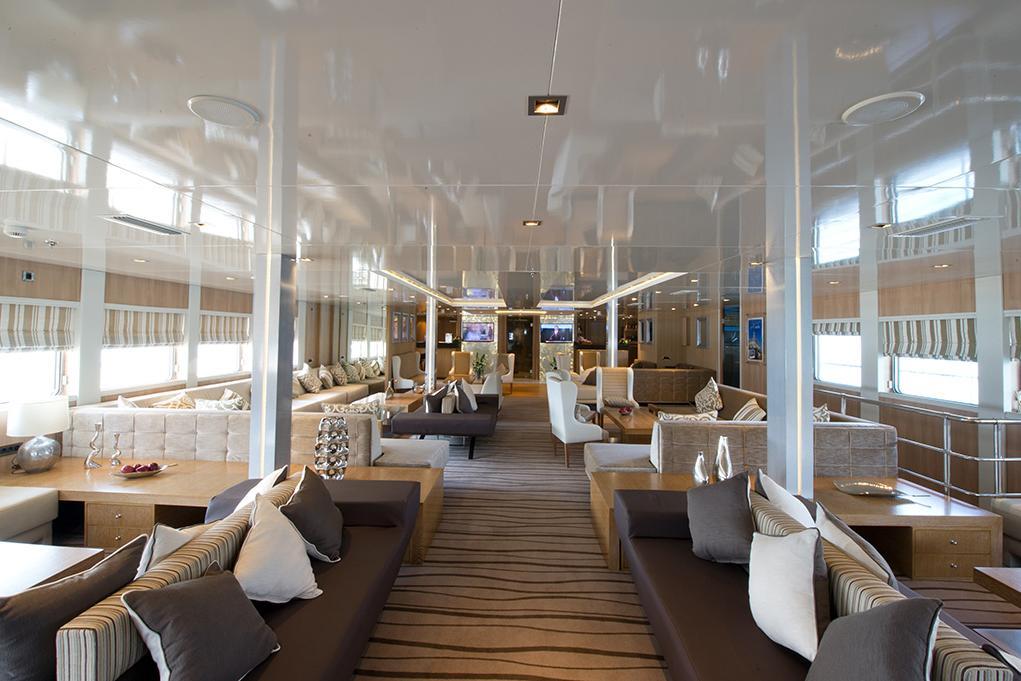 Camarote Salón lounge - Variety Voyager
