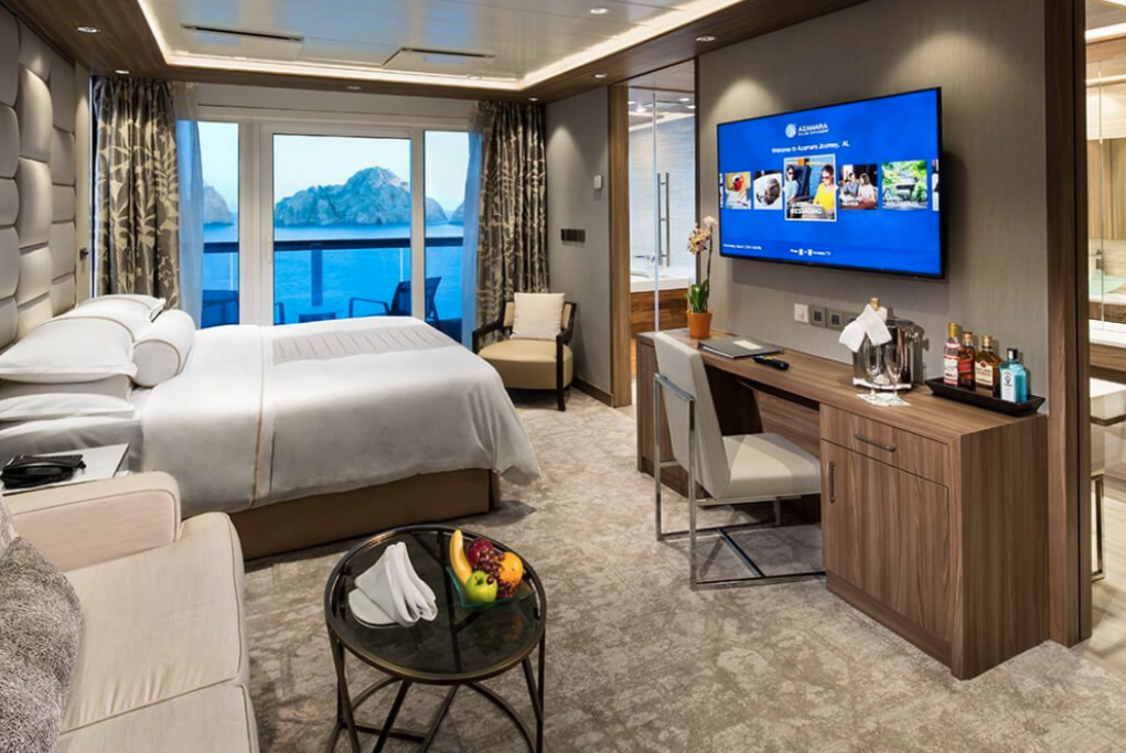 Spa Suite Azamara Pursuit