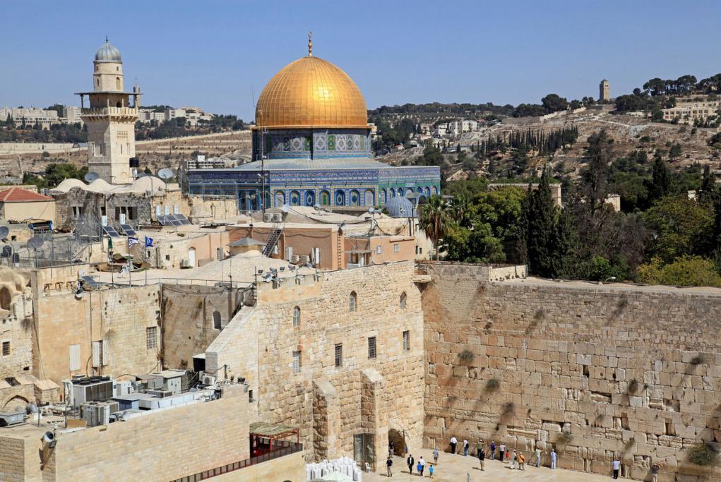 Tierra Santa - Jerusalén - Ashdod