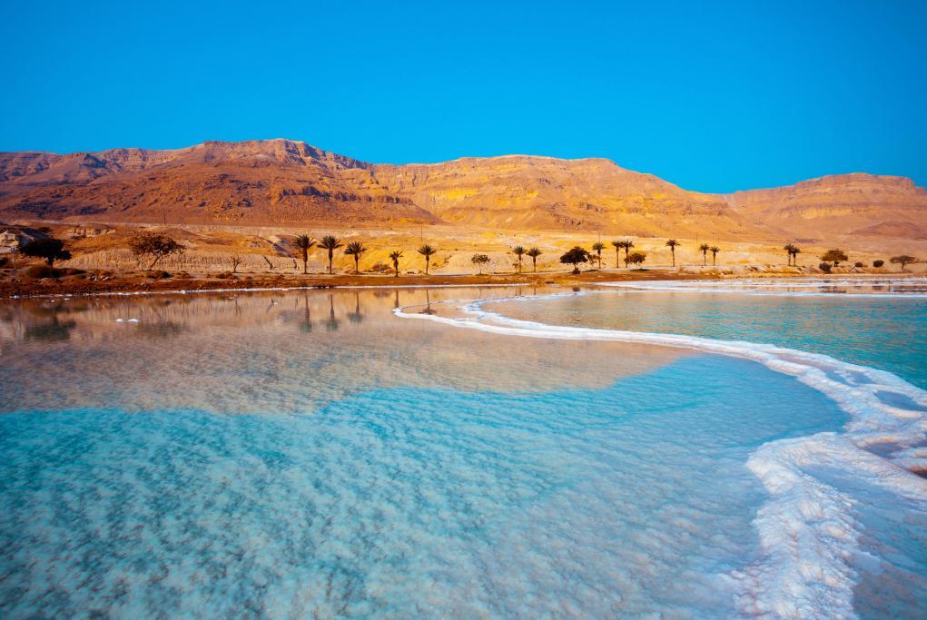 Mar Muerto - Ashdod