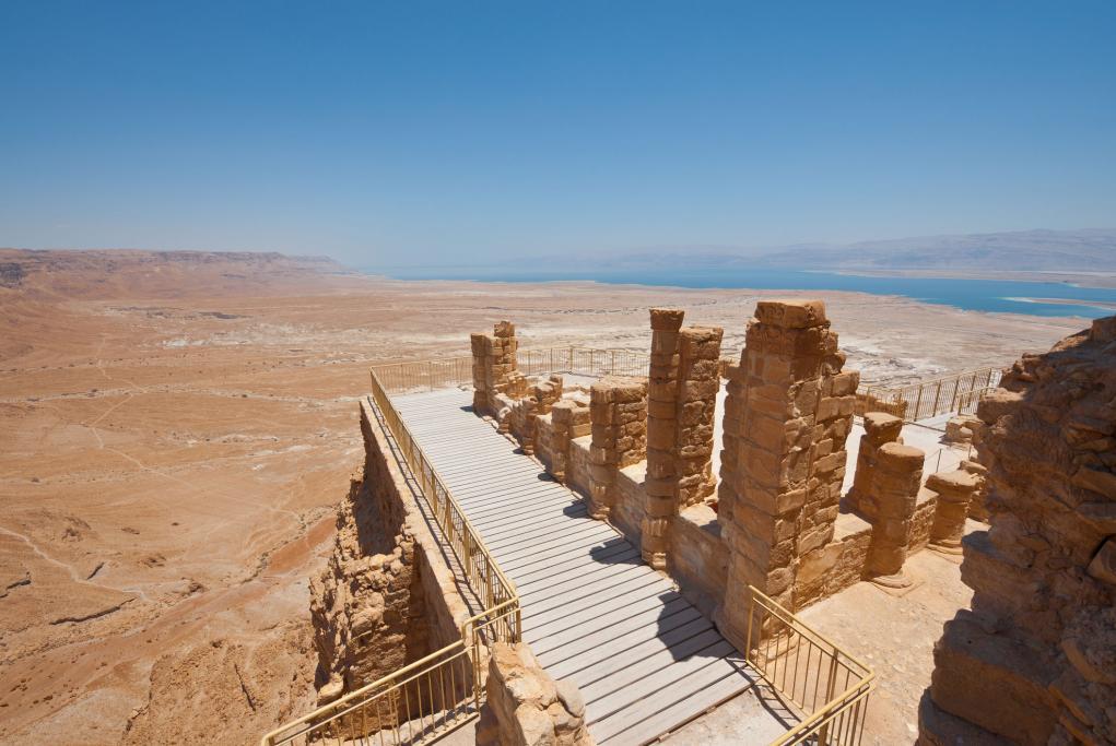 Masada - Ashdod
