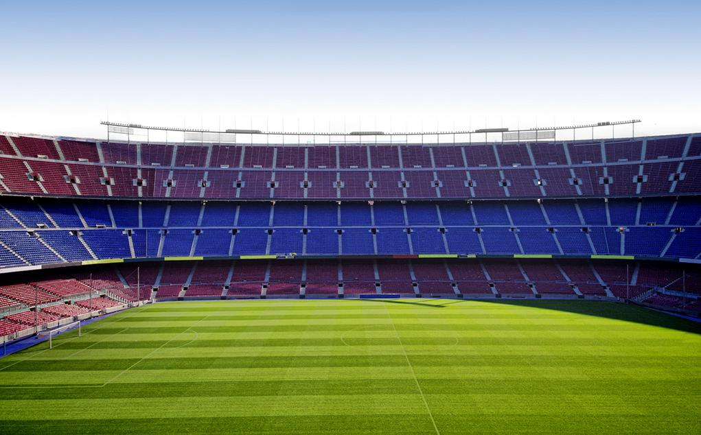 Estadio Camp Nou - Barcelona