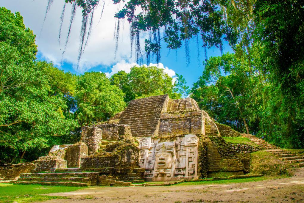 Ruinas Mayas Lamanai  - Belice City