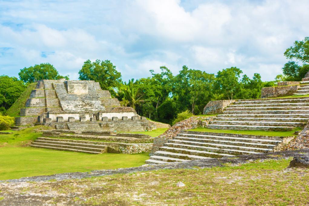 Ruinas Mayas Altun Ha - Belice City