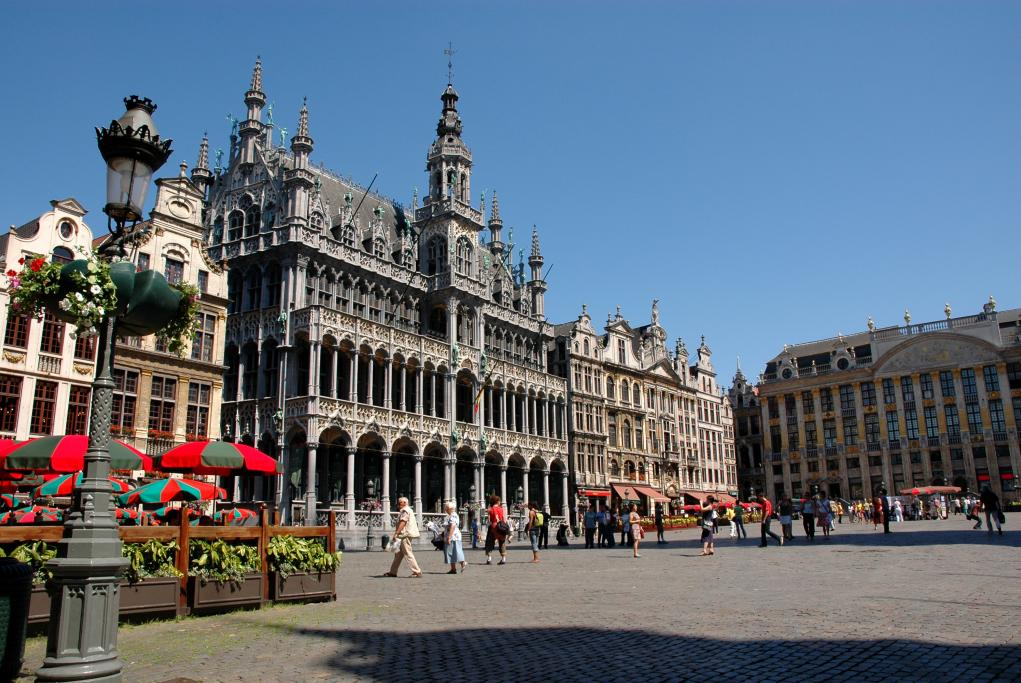 Grand Place - Grote Markt - Bruselas