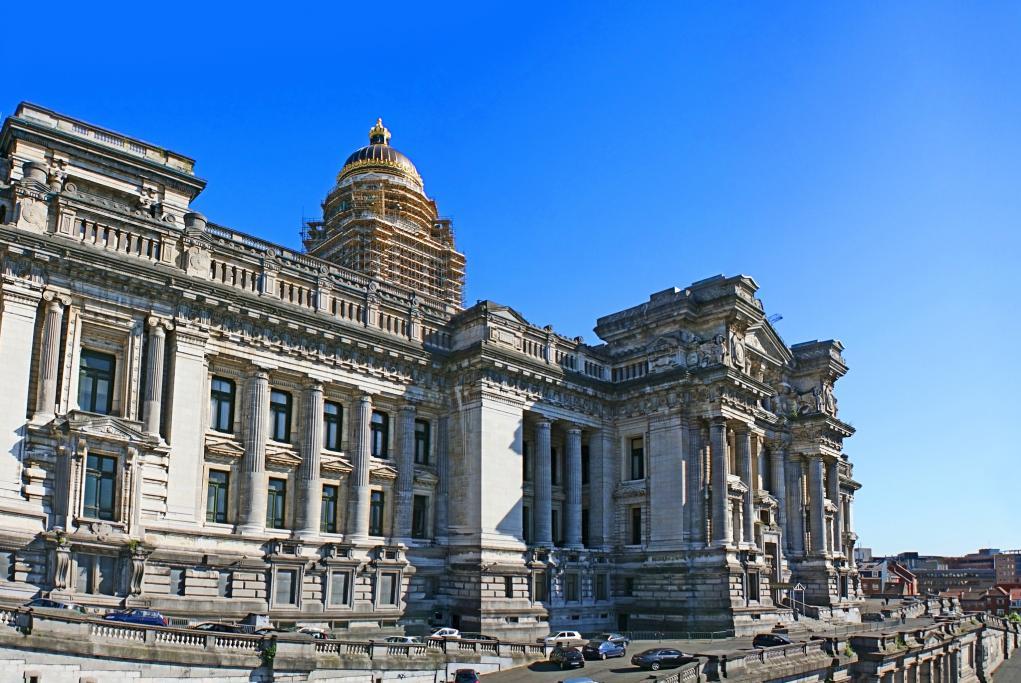 Palacio de Justicia - Bruselas