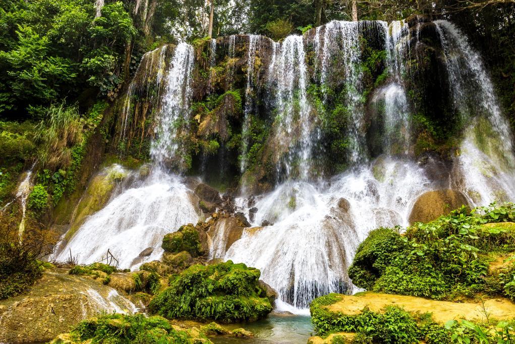 Cascada el Nicho - Cienfuegos