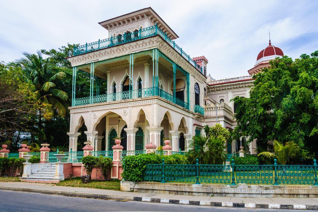 Palacio de Valle - Cienfuegos