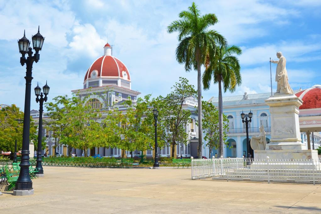 Parque José Martí - Cienfuegos