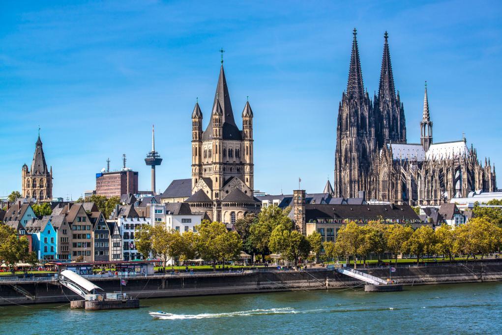 Catedral de Colonia - Colonia