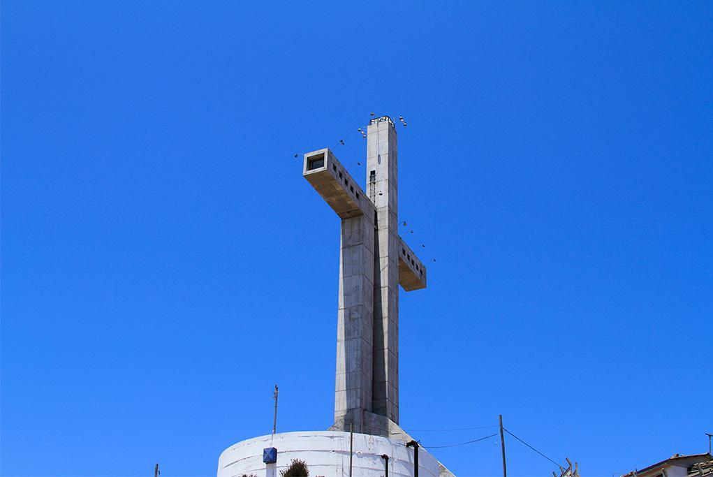 Cruz del Tercer Milenio - Coquimbo - La Serena