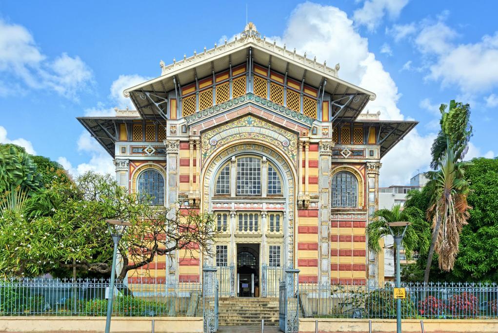 Biblioteca Schoelcher - Fort de France - Martinica