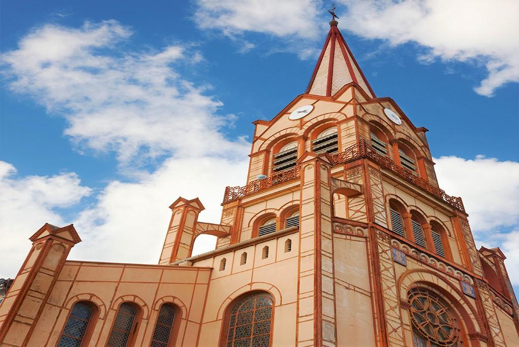 Catedral de Saint Louis - Fort de France - Martinica