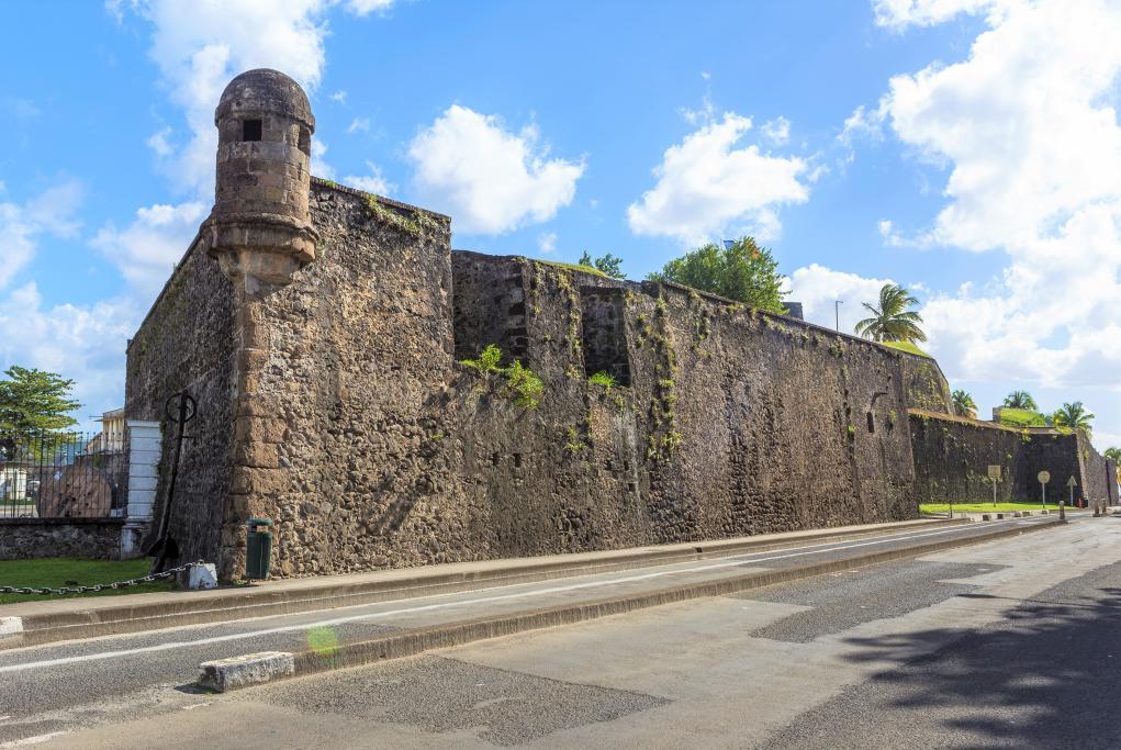 Fuerte de Saint Louis - Fort de France - Martinica