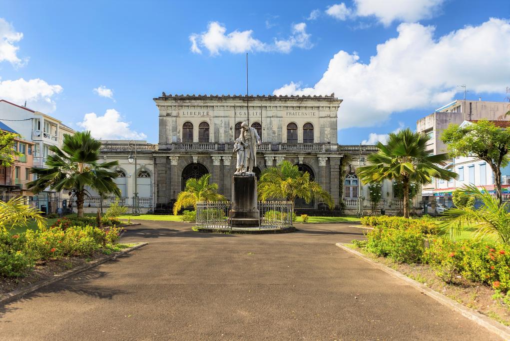 Palacio de Justicia - Fort de France - Martinica