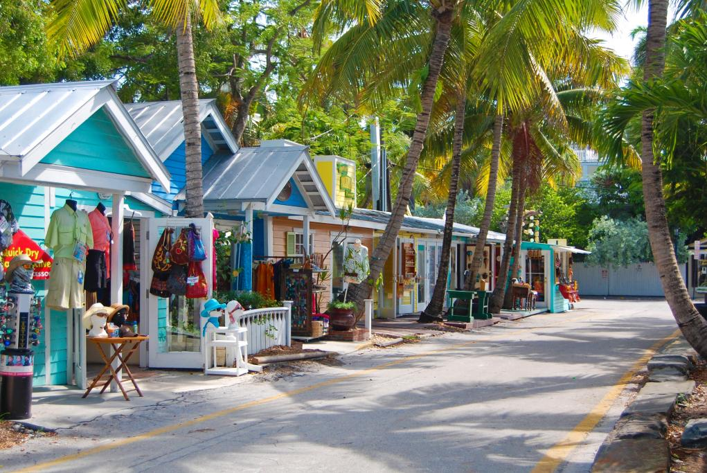 Mercado de Lucaya - Freeport - Gran Bahama