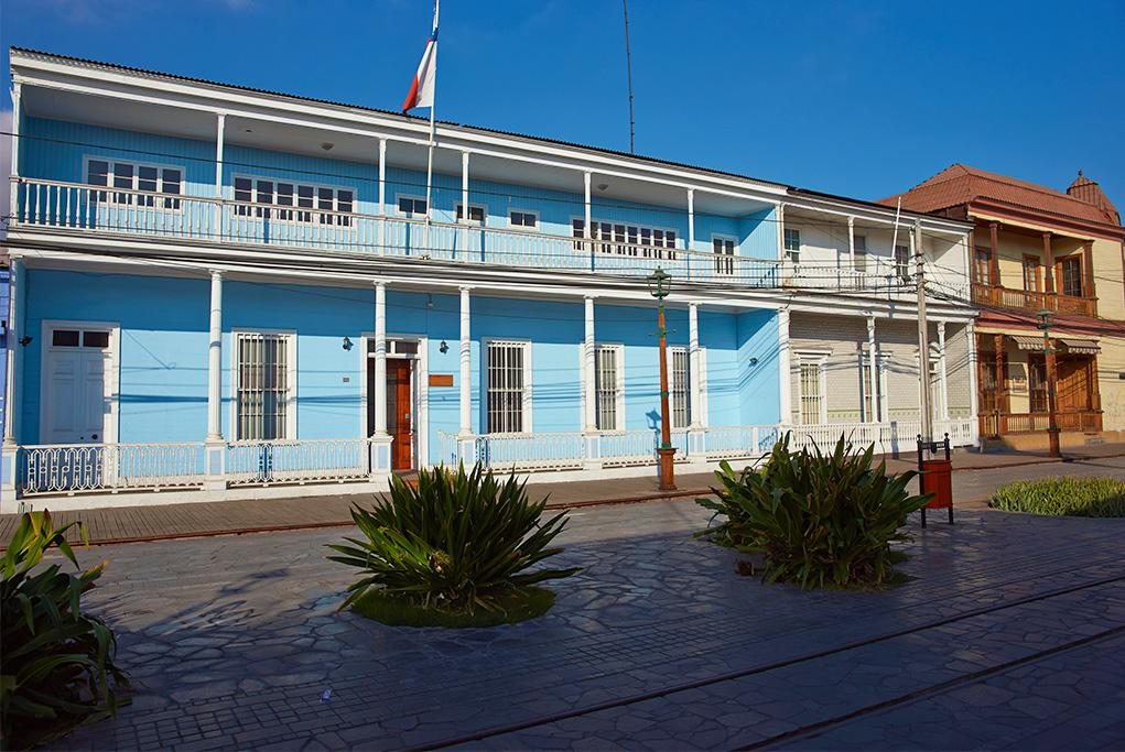 Museo regional de Iquique - Iquique
